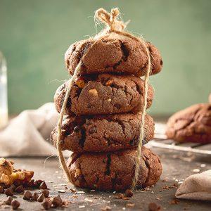 Cookie Doble Chocolate & Nueces
